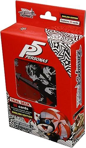 servicio honesto blanco negro - Trial Deck  Persona Persona Persona 5 - English  orden en línea