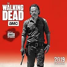 AMC The Walking Dead 2019 Mini Calendar