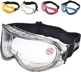 SAFEYEAR Laboratorio Gafas Protectoras de Seguridad de Obra
