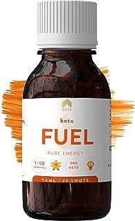 Keto Plus Actives FUEL (10 TOMAS) - Bebida Pre Entreno Potente & Recuperador. Keto en 1-2 HORAS. Aumenta Resistencia Aeróbica + Promueve Ayuno Intermitente + ATENCION PERSONALIZADA + MEDICOS
