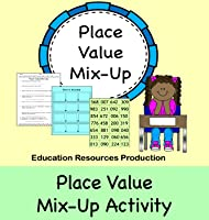 Place Value Mix-up Activity