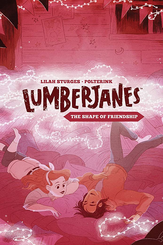 礼儀独特の表面的なLumberjanes: The Shape of Friendship (English Edition)