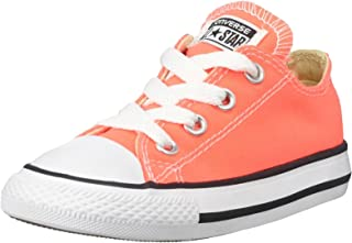 Converse Kids' CTAS-Ox-Hyper Orange-K