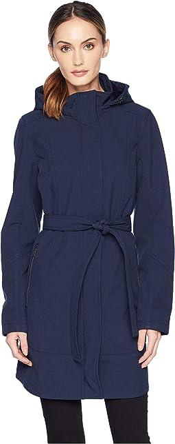 Techrain Aline Belted Coat