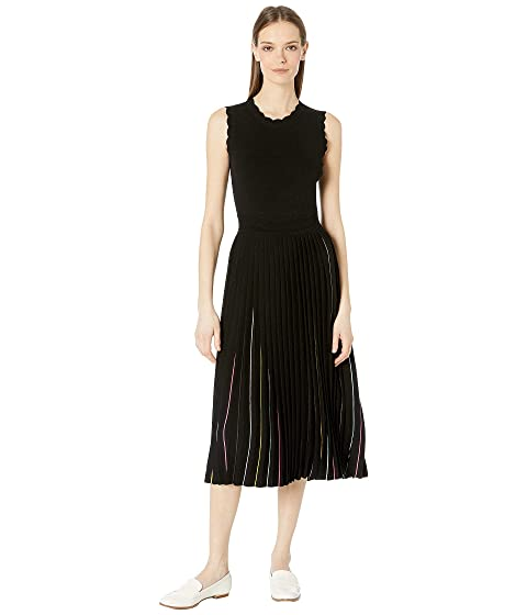 Kate Spade New York Pleated Sweater Dress