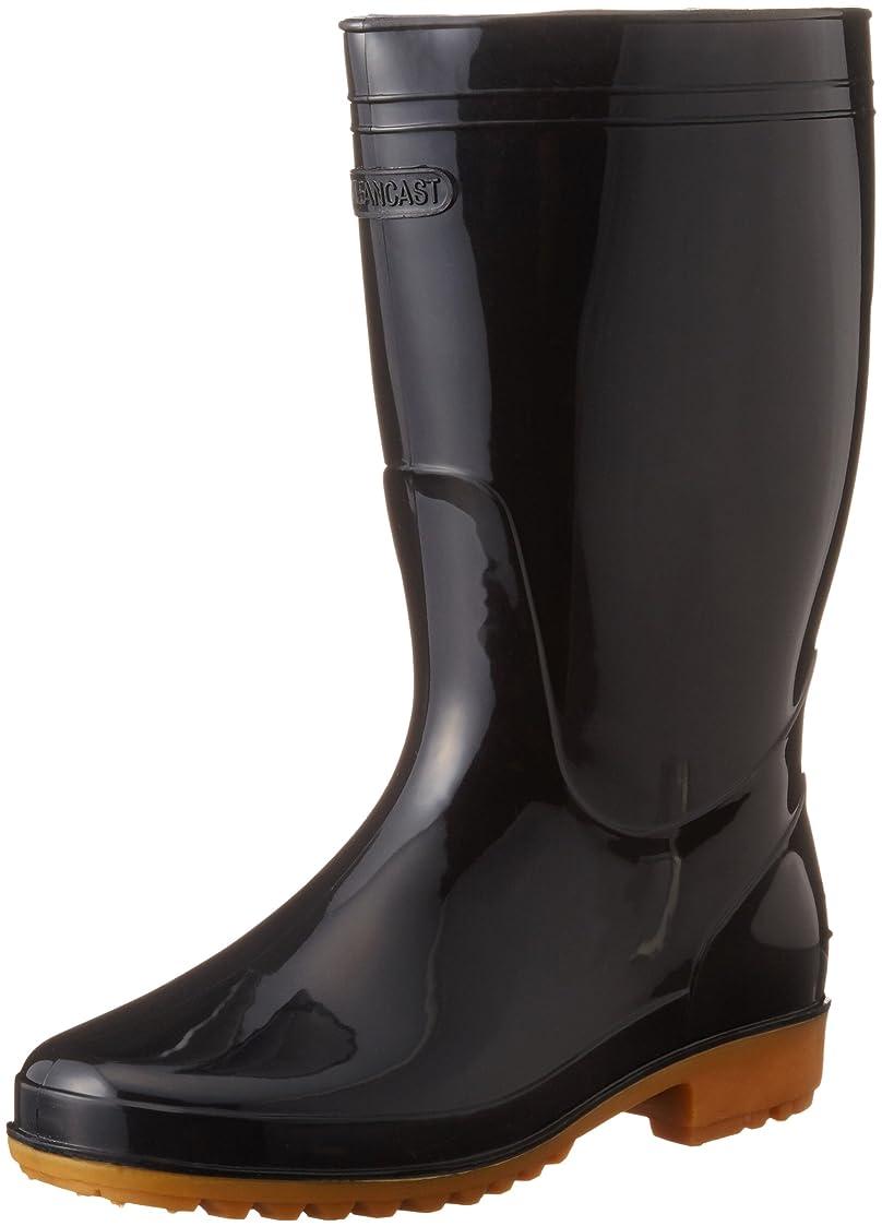 させるオンス処理する[AITOZ]アイトス 4435_010 30cm 衛生長靴 耐油  3E  ブラック
