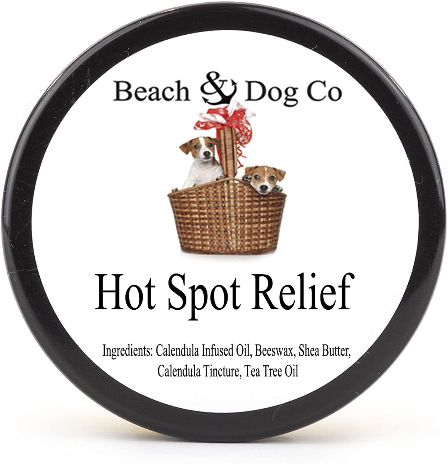 Hot Spot Relief  Natural Itch Relief for Dogs (2 oz)