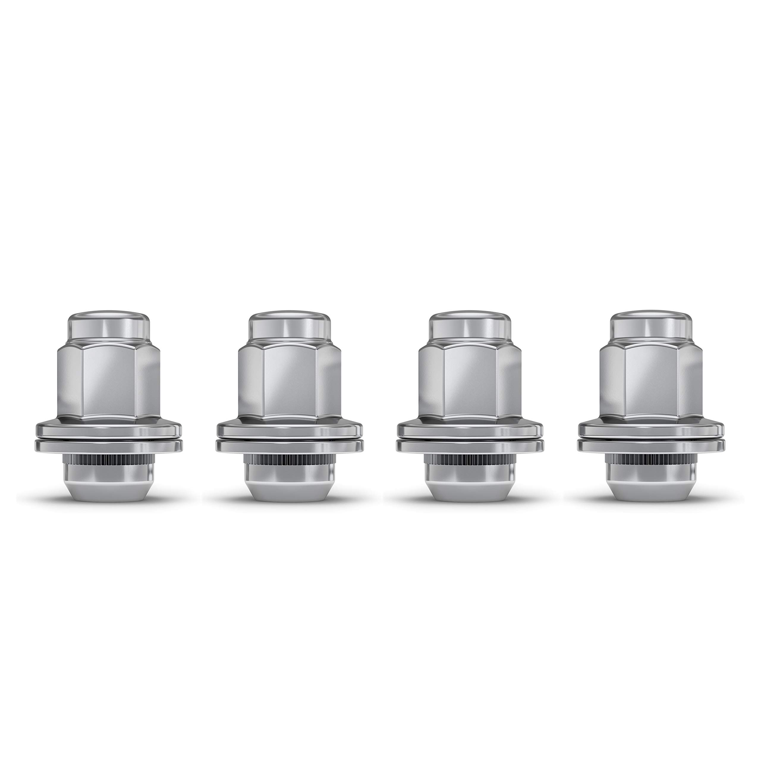 Lug Nuts Landcruiser Tundra OEM Mag 14x1.5 Thread Set of 20 Pcs ezaccessory
