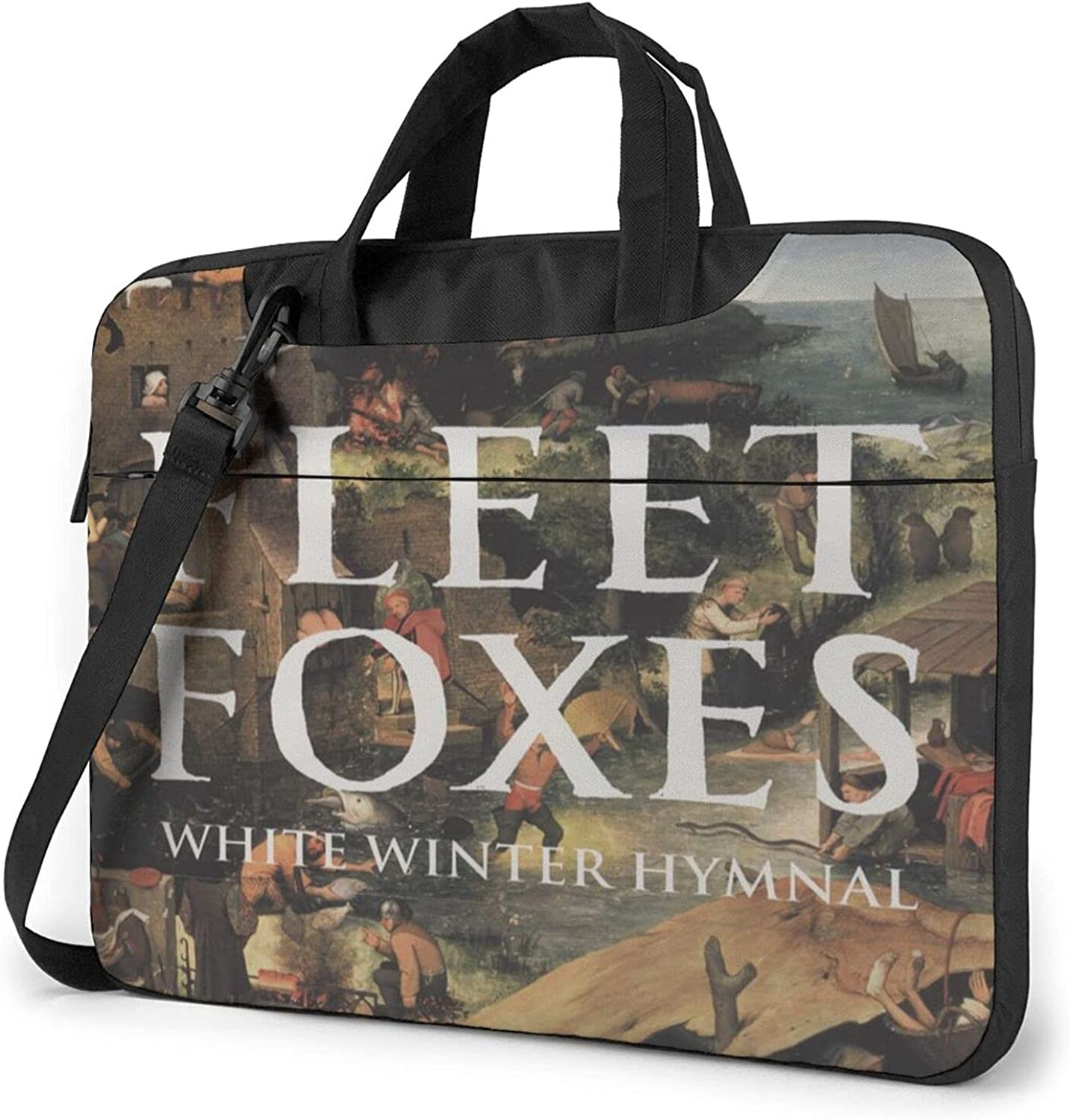 Laptop Challenge the lowest price Direct stock discount Sleeve Case Computer Foxes Poster Fleet Bag