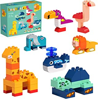 Building Toddler Educational Compatible Construction