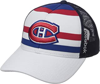 NHL Men's Face-Off Structured Flex Hat