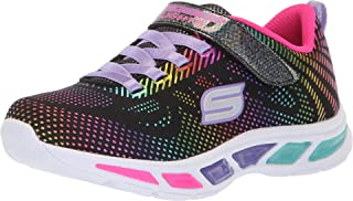 Skechers Litebeams-Gleam N'dream, Baskets Fille