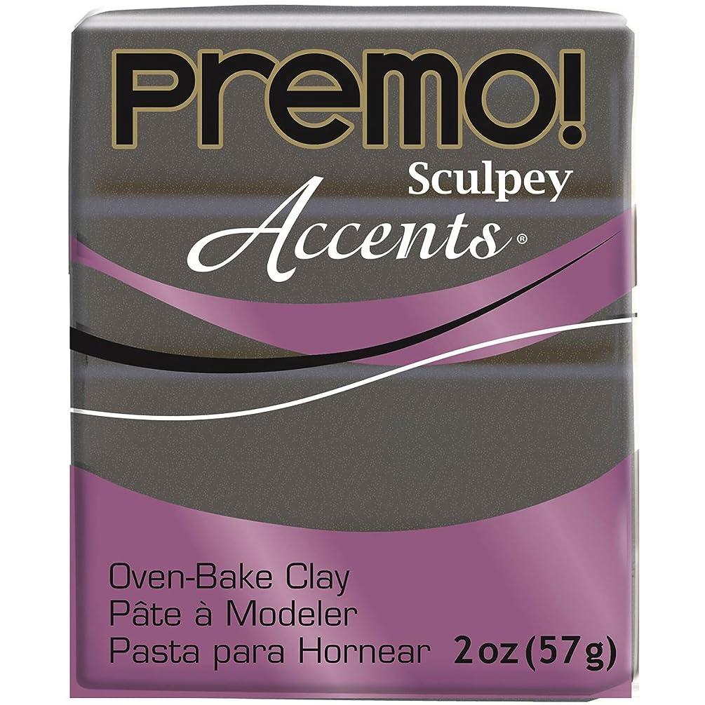 Sculpey Premo Graphite Pearl Accent Clay