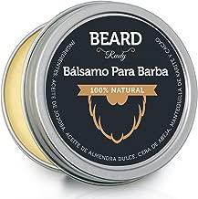 Cremas para Hacer Crecer La Barba 100% Natural - Crecimiento De La Barba Y Vello Facial
