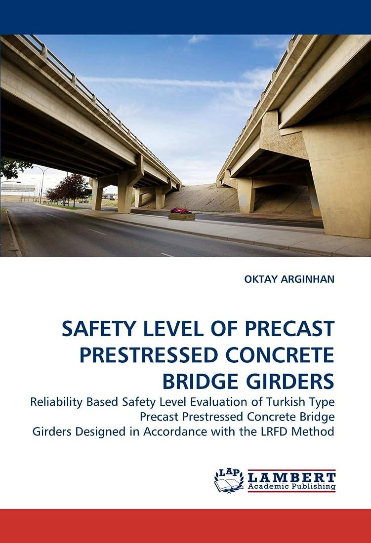 具体的に起点辛なSafety Level of Precast Prestressed Concrete Bridge Girders