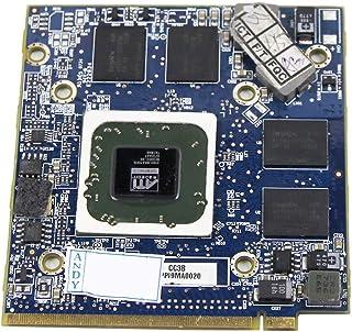 Original Graphics Card GPU Replacement、for Apple iMac 2008 20インチCore 2 Duo 2.66デスクトップパソコンMB324LL/A、ATI Mobility Radeon HD 2600 Pro GDDR3 256MB MXMグラフィックボード修理部品