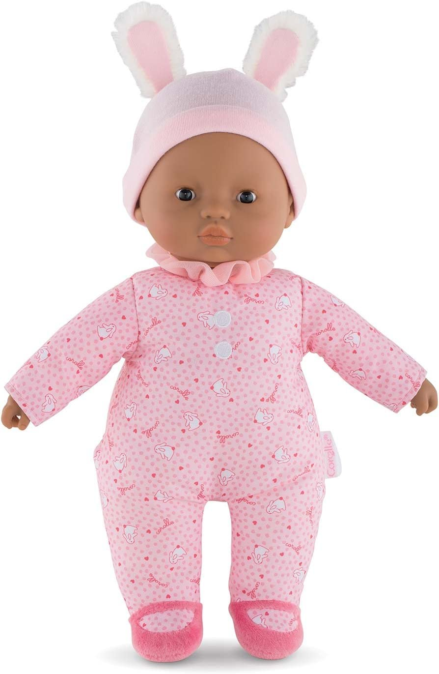 Corolle Mon Premier Poupon Sweet Heart Toffee Pink Toy Baby Doll
