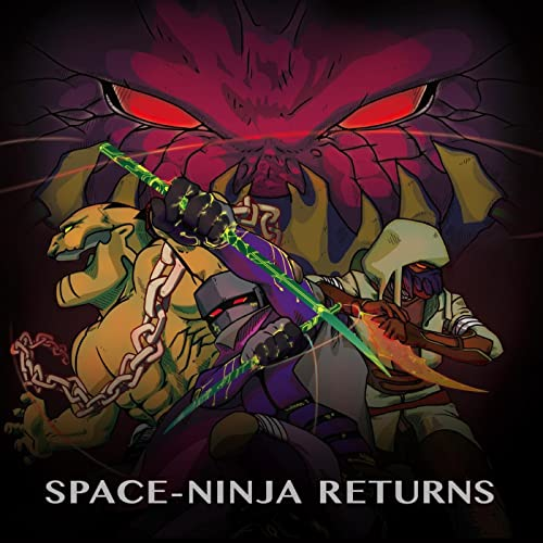 Space-Ninja de SPACE-NINJA en Amazon Music - Amazon.es