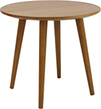 American Trails Mesa End Table with Solid Cherry Wood Top