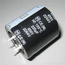 Panasonic TS-HC LCD TV/Monitor Power Supply Capacitor, 450v 220µF, 105°C