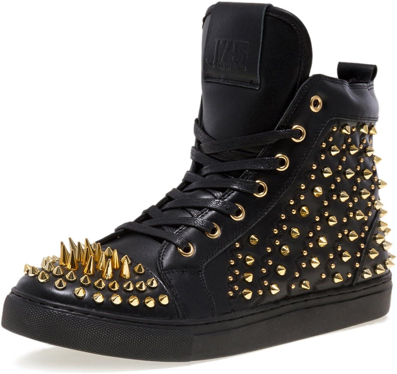 JUMP NEWYORK Men's ZENO High Top Sneaker