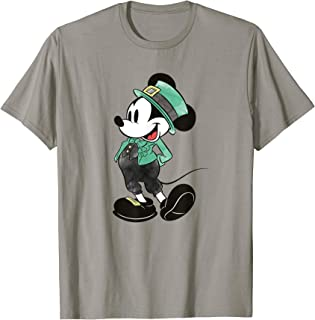 Mickey Mouse Irish Costume St. Patrick's Day T-Shirt