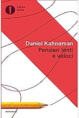 Pensieri lenti e veloci (Saggi) (Italian Edition) Format Kindle