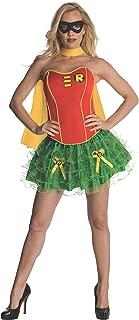 DC Comics Secret Wishes Robin Corset And Tutu Costume