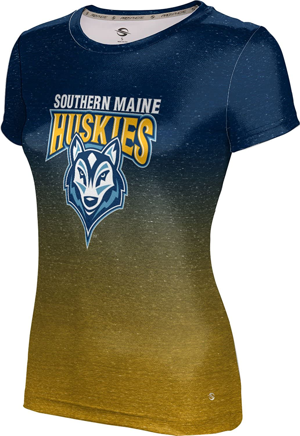 ProSphere University of Southern Maine Girls' Performance T-Shirt (Ombre)
