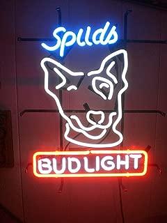 Best bud light spuds mackenzie bar light Reviews