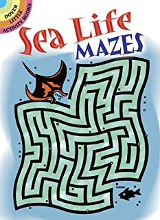 Sea Life Mazes