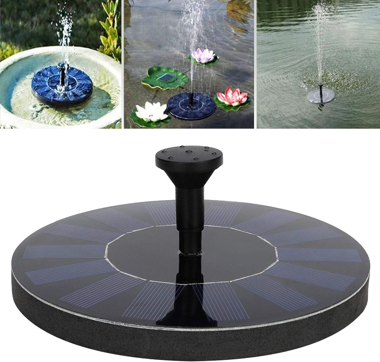 Niiyen Solar Fountain Outdoor Bird Powered Max 41% OFF Floating Bath Selling rankings