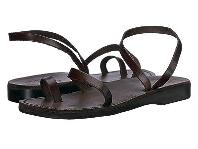 Jerusalem Sandals Ella (Brown) Women