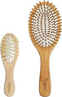 aveda wooden hair brush