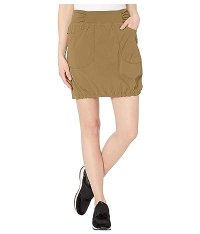 Mountain Hardwear Dynamatm Skirt (Raw Clay) Women