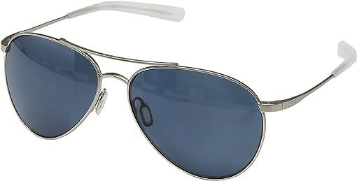 Velvet Silver Frame/Gray 580P