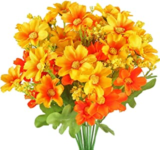 Best silk flower arrangements for cemetery Reviews