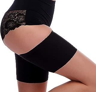 Sleekshape 3 Pairs Elastic Anti-Chafing Thigh Bands - Prevent Thigh Chafing