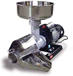 Omcan 18902 Commercial Restaurant Electric 0.4 HP Tomato Squeezer