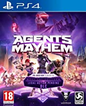 AGENTS OF MAYHEM PlayStation 4 by Deep Silver