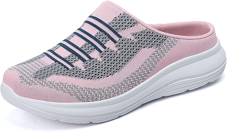 IKFIVQD Women's Lightweight Walking Shoes,Fashion Non-Slip Tenni