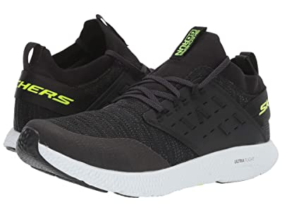 SKECHERS Horizon (Black/Lime) Men