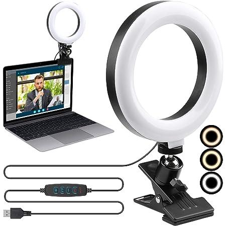 Videokonferenzbeleuchtung Enegon 6 Selfie Kamera