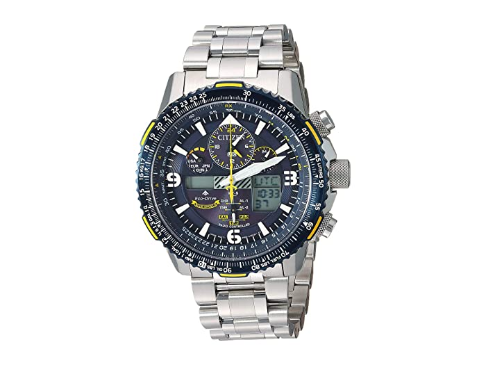 Citizen Watches  JY8078-52L Promaster Skyhawk A-T (Silver Tone) Watches
