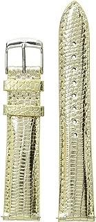 Michele Women's 18mm Lizard Strap - MS18AA610