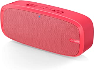 LENRUE Bluetooth Speaker, Wireless Portable Speaker with Loud Stereo Sound, Rich Bass, 12-Hour Playtime, Built-in Mic. Per...