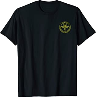 Italy Special Police GIS Gruppo Intervento Speciale T-shirt