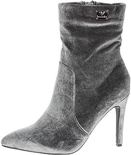 2b8638eaec Amazon.it: BRACCIALINI - 37 / Stivali / Scarpe da donna: Scarpe e borse