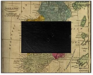 CafePress Vintage Map of Ireland (1808) Decorative 8x10 Picture Frame