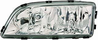 Depo 373-1124L-AS Volvo C70 Driver Side Composite Headlamp Assembly with Bulb and Socket
